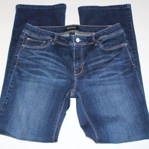 White House Black Market Dark Wash Bootcut Jeans